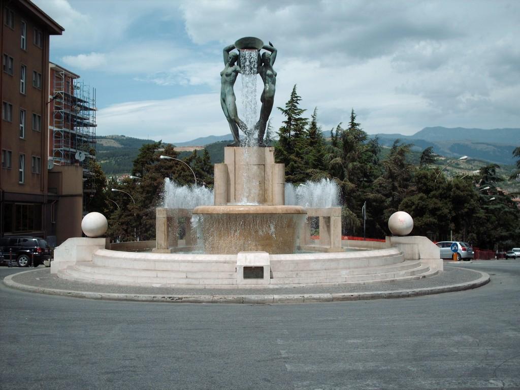 Fontana Luminosa
