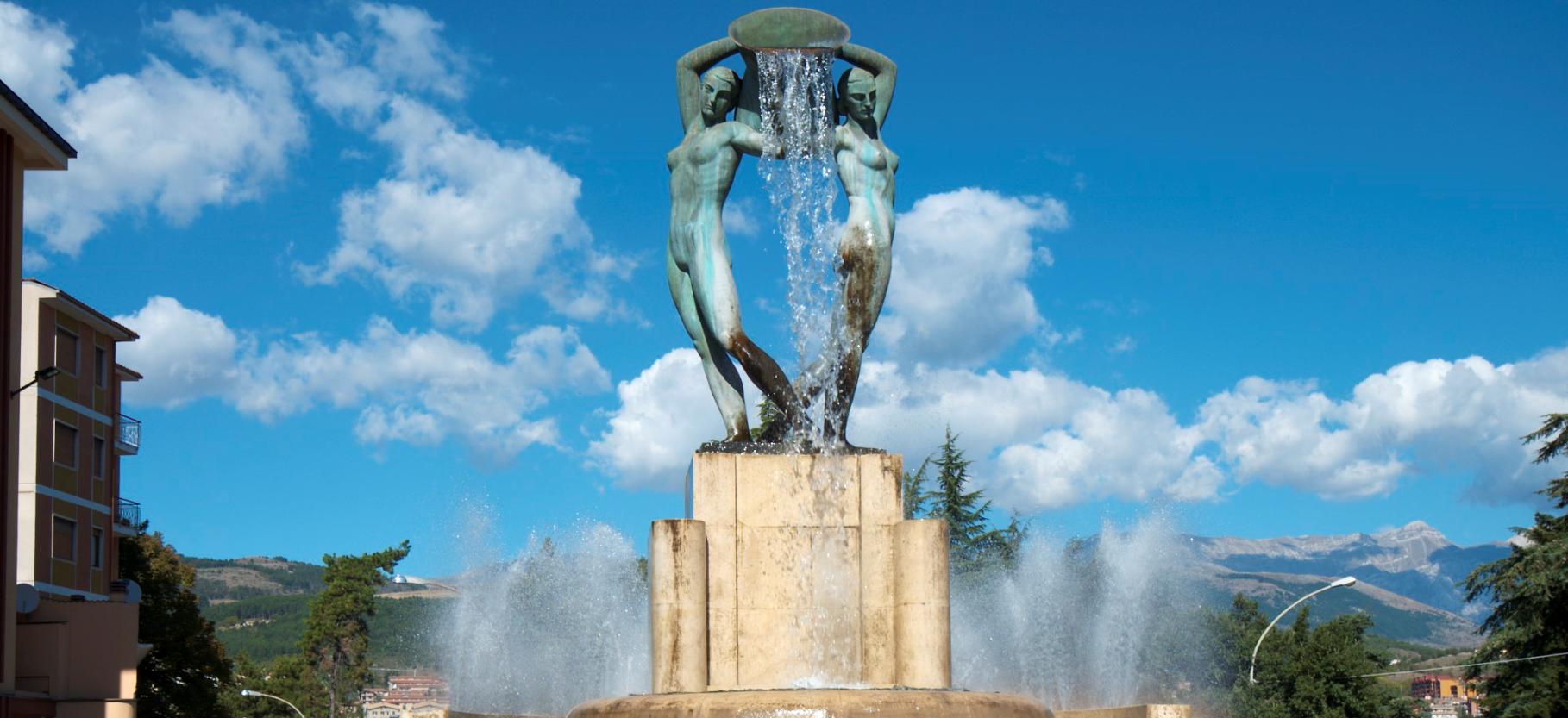 The Luminous Fountain