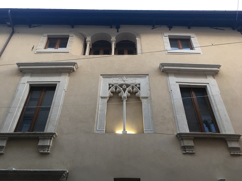 Palazzo Burri Gatti