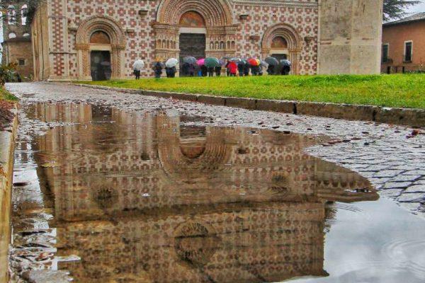 Riflessi sulla Basilica